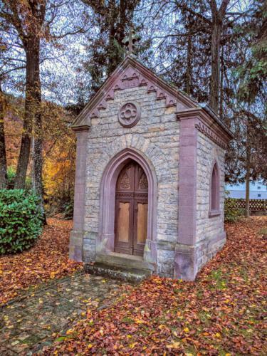 Kapelle - Im Gartenfeld