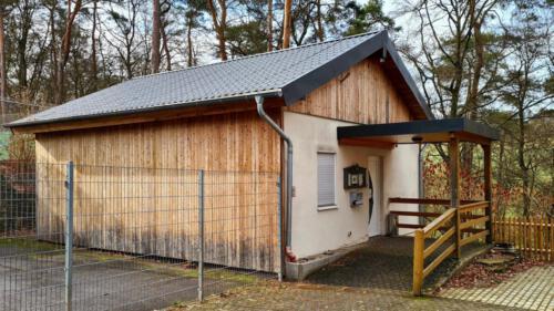 Vereinshaus - Eifel Bowhunter